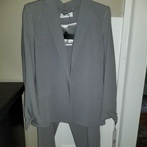 Calvin Klein Gray suit